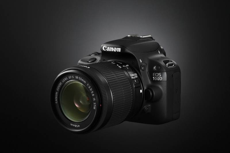 Empfehlung unserer DSLR Kaufberatung: Canon EOS 100D