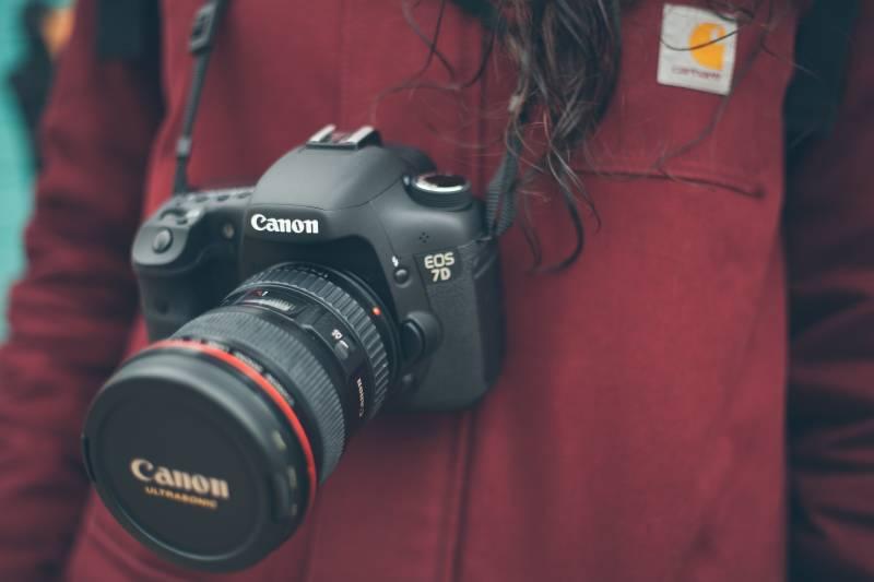 Canon Kamera 1