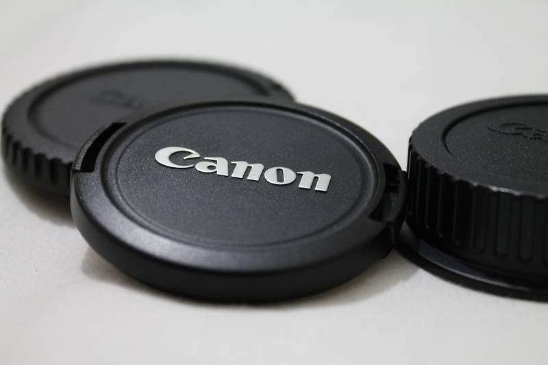 Marktführer Canon