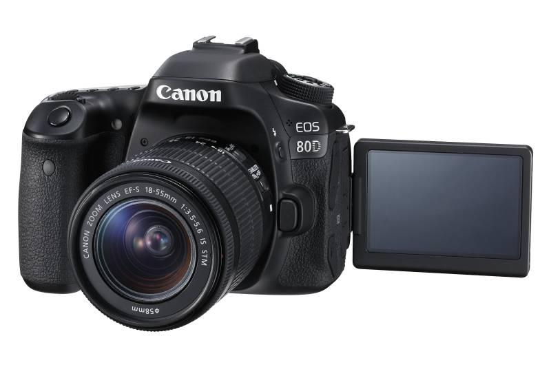 Canon EOS 80D offiziell